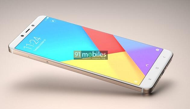 Xiaomi Redmi Note 5 появились первые фото!